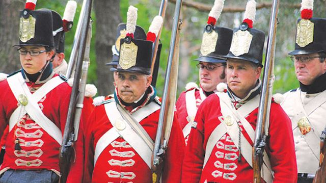Battle of Beaverdams re-enactments could become annual draw