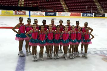 Gold Ice teams