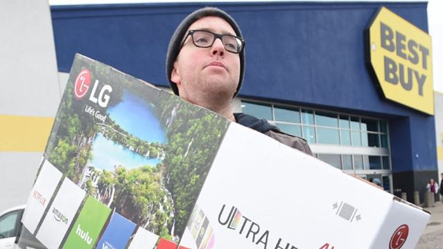 Best Buy Boxing Day Hours Kitchener