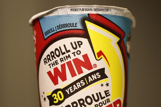 Image result for roll up the rim