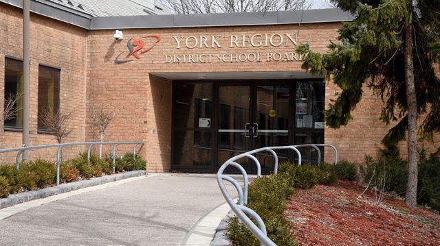 York Region School Board: York Region District School Board Seeks New Education Director