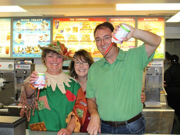 Miracle Treat Day at Meaford Dairy Queen a success