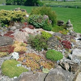 Learn to design a rock garden at Sept. 1 horticultural society meeting