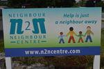 Neighbour to Neighbour Centre food bank