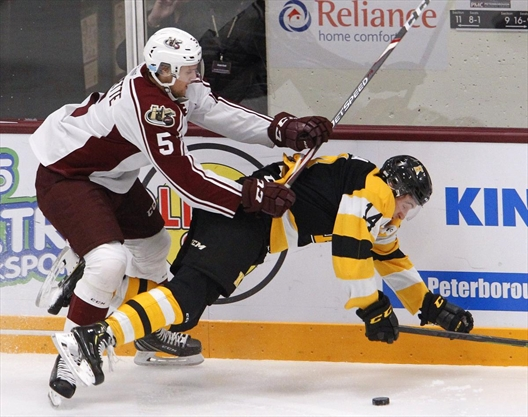 Peterborough Petes remain an honourable mention in the CHL Top 10