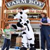 Farm Boy high five