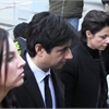 Raw Video: Jian Ghomeshi arrives at Toronto courthouse
