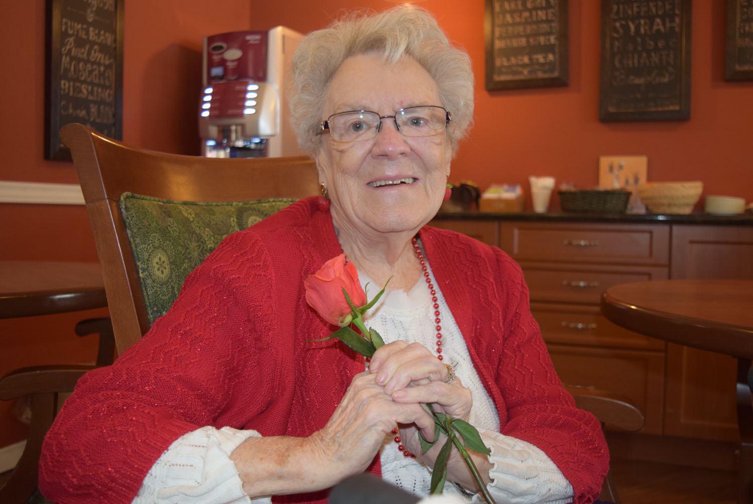 Smiths Falls council spreads love to seniors on Valentine's Day