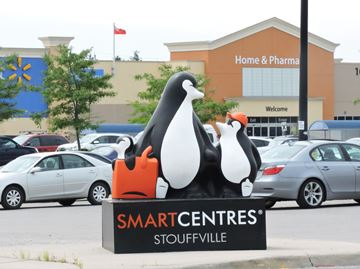 SmartCentres Stouffville