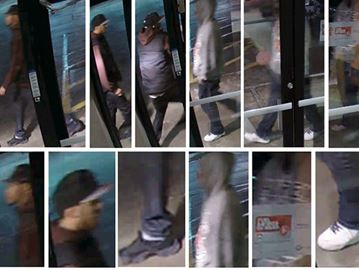 Police release photos in connection to alleged cell phone robbery