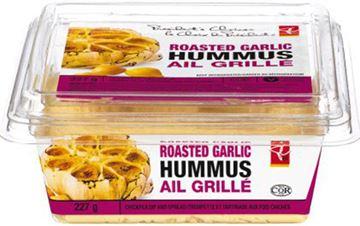 PC Roasted Garlic Hummus