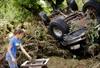 Flash floods in Texas, Oklahoma kill 2; 100s of homes gone-Image1