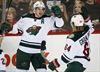 Dubnyk perfect in Wild's shutout of Flames-Image1