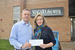 Metroland Pulse Survey cheque