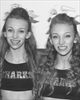 Kanata twins swimming in success; Sisters compete with premier cheer t– Image 1