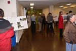 Hamilton LRT open house at Dr. John Perkins Centre