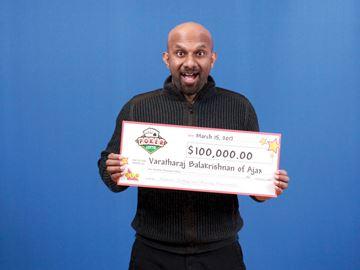 Ajax Lottery Winner