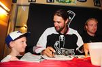 Bryan Pitton signing event.