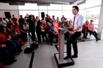 Trudeau promises to sign arms treaty-Image1