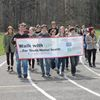 GBSS students walk for youth mental health
