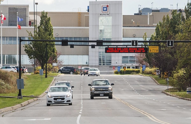 U.S strike could affect St. Catharines GM workers