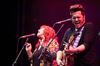 The Stellas and daughters Lennon and Maisy perform at the Regent Theatre in Oshawa