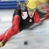 Speedskater trades ice skates for inline skates at Pan Ams