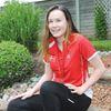 Chloe Rowe U19 badminton player of the year
