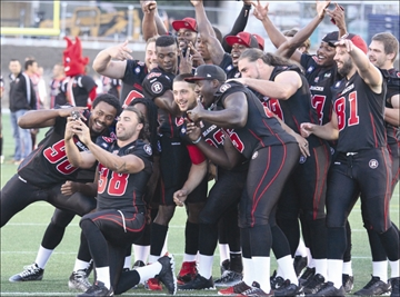 RedBlacks fans celebrate grand opening of TD Place; First home game ag– Image 1