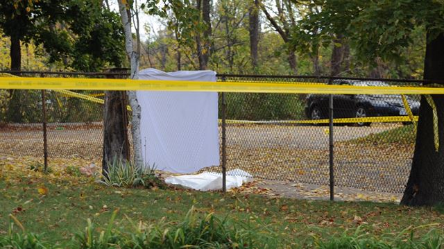 Fatal shooting in Streetsville, Oct. 22