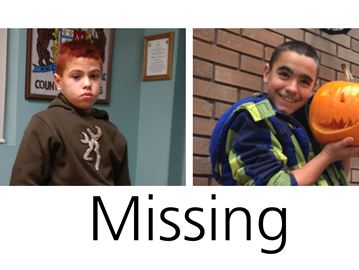Peterborough boys missing