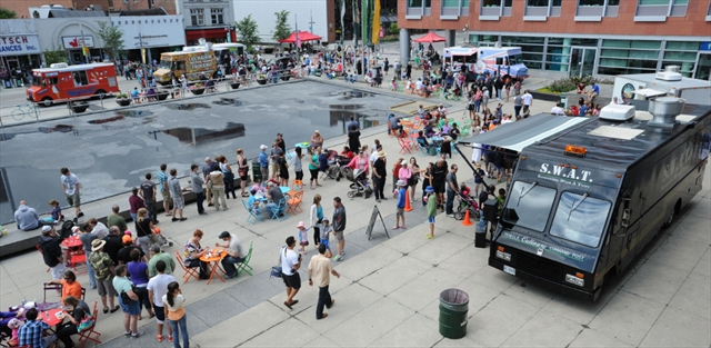 Kitchener Food Truck Festival