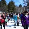 Muskoka Heritage Place Easter Egg Hunt