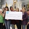 Wasaga Lioness Club raffle raise