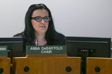 York Region public school board chair Anna DeBartolo