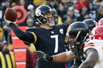 Big Ben back to pass