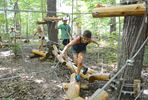 Treewalk Village Adventure Park at Bruce's Mill
