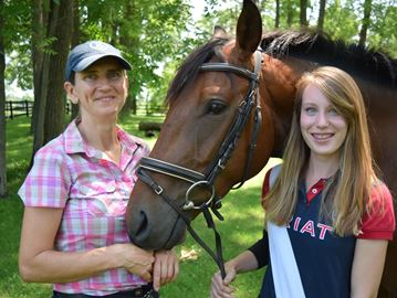 Ottawa teen takes dressage prowess to elite level