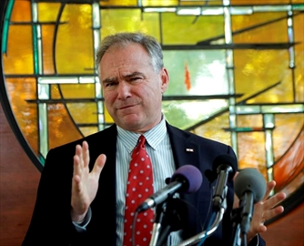 AP Sources: Kaine emerges as favourite in Clinton's VP search-Image4