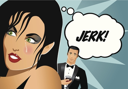 How to know if you're dating a jerk