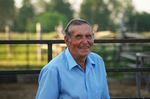 Former Essa reeve Mervyn Denney dies