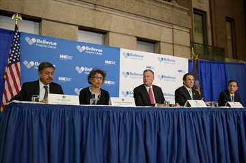 After 1st Ebola case in NYC, 3 others quarantined-Image1