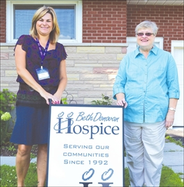 Beth Donovan hospice puts out call for volunteers– Image 1