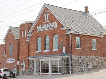 Penetanguishene town hall