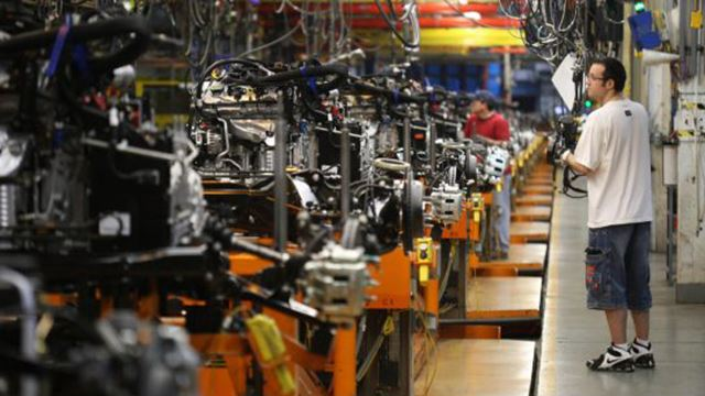 Ford hiring 1,000 people for Oakville assembly plant