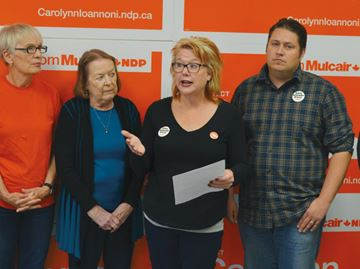 NDP pledges to save home mail delivery