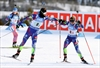 France wins mixed singles relay in biathlon-Image1