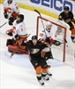 Perry, Getzlaf lead Ducks over Flames -Image1