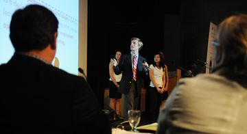 Junior Achievement Leadership Forum Presentations