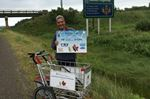'Skid Row CEO' will arrive in Halton this month in walk across Canada